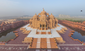 An enlightening journey to Akshardham Temple