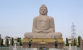 Experience the world of enlightenment in Bodhgaya