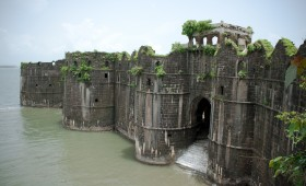 Short trip to Janjira fort, Murud