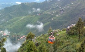 A Memorable holiday trip to Mussoorie