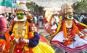 Christmas & New Year celebrations in Fort Kochi