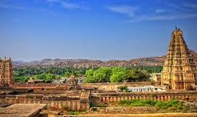 My memorable holidays in Hampi, the historic city of Karnataka