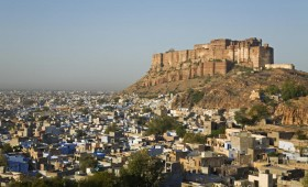 A Budgeted but Royal Retreat in the Blue City of Jovial Jodhpur