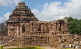 My holiday trip to the UNESCO world heritage site - Konark