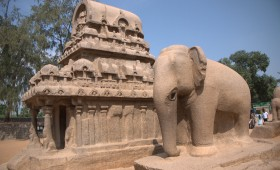 A holiday trip to Mahabalipuram