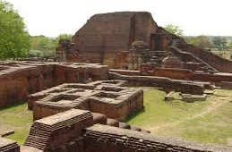 Nalanda the lost glory: Ruins of ancient university