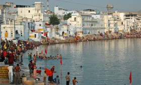 A holiday trip to the holy city of Pushkar