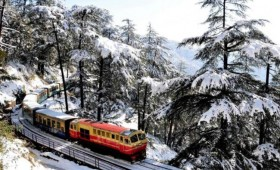 Refreshing the beautiful holiday memories in Shimla