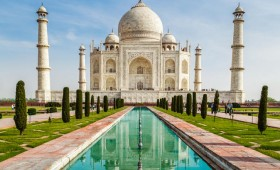 Holidays in Agra, the City of Love
