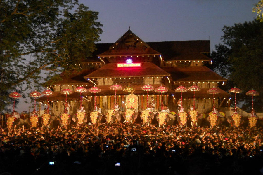 Thrissur Pooram: The Grandest Festival in God's Own Country