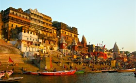 A trip to the City of Gods, Varanasi