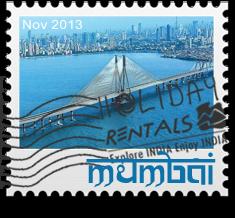 mumbai Holiday rentals stamp