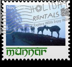 munnar Holiday rentals Stamp