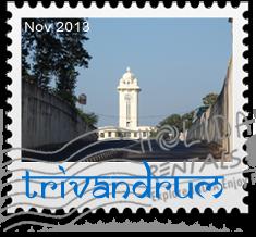 trivandrum holiday rentals stamp