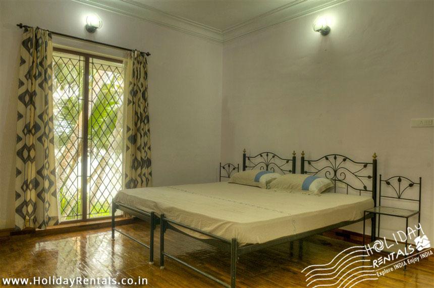 Vellayani lake-homestay suite room