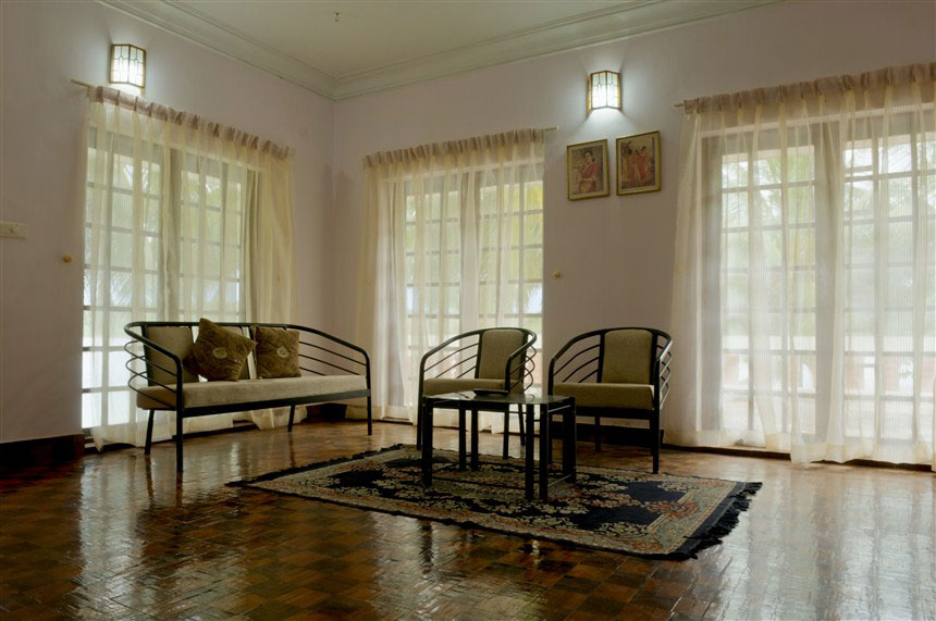 Vellayani lake homestay suiteroom