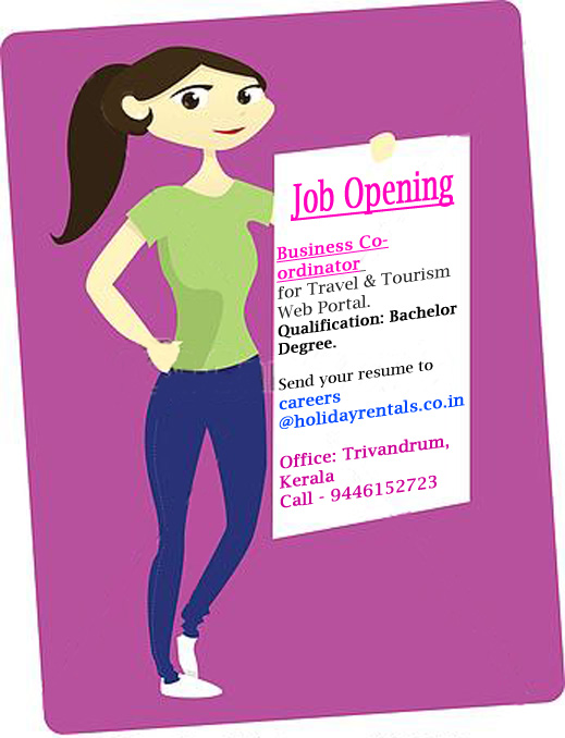 Holiday Rentals Careers banner 2013