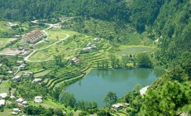 A holiday trip to the Lake District of India, Nainital