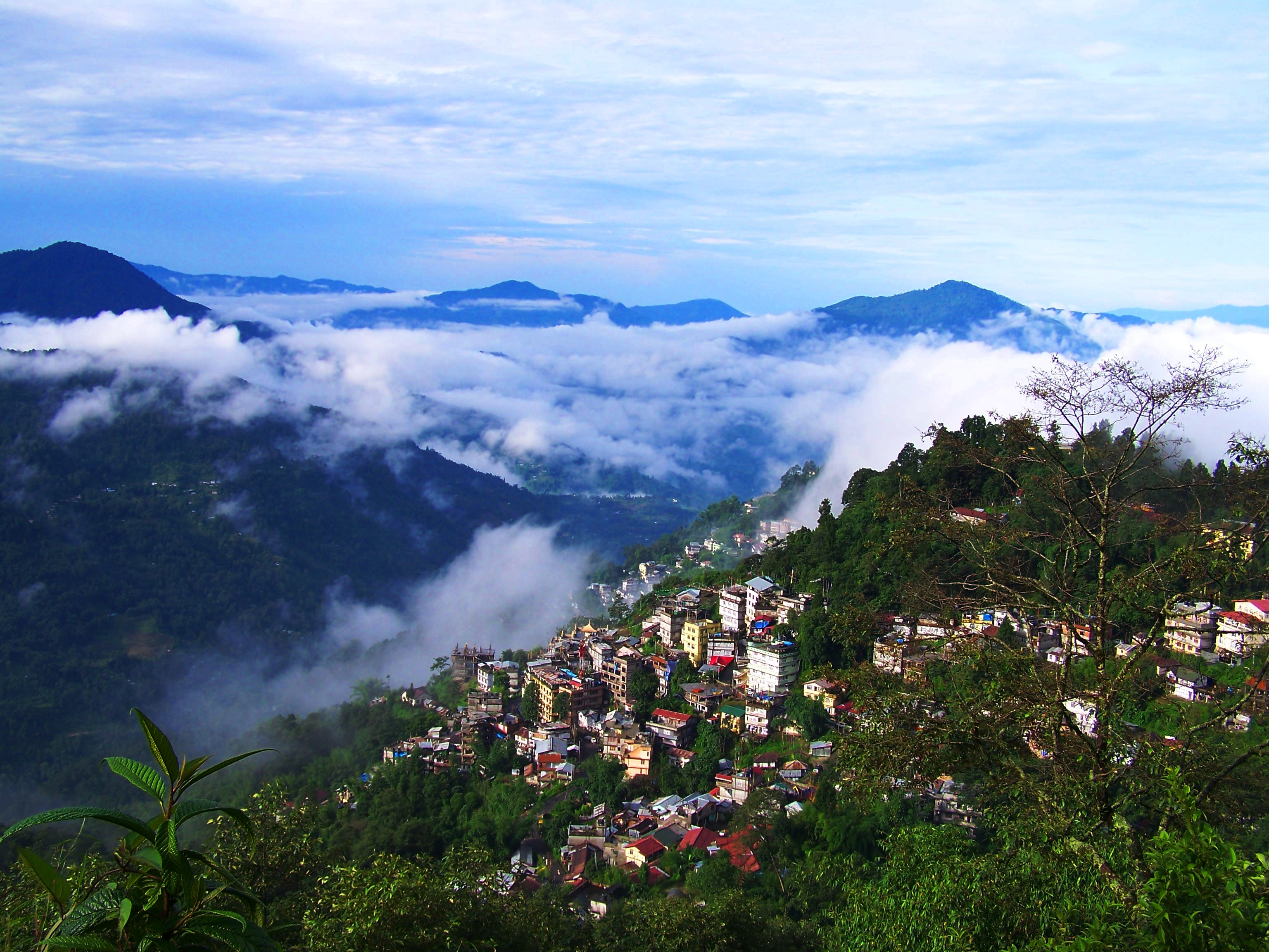 A memorable holiday getaway in Gangtok « HolidayRentals Blog