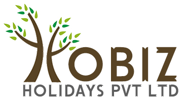 Hobiz Holidays Pvt Ltd Logo