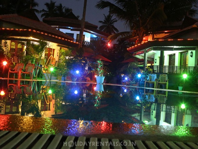 Samsara Harmony Beach Resort, Varkala