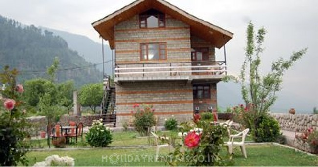 Armaan Holiday Cottages, Kullu Manali