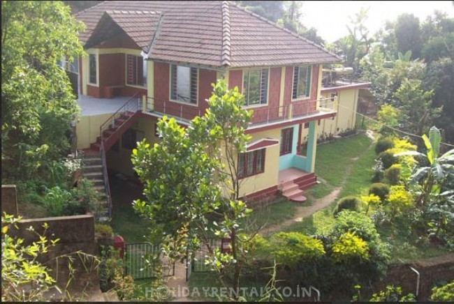 Cottages near Raja's Seat, Kodagu Coorg