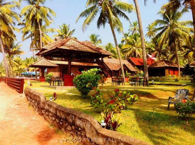 BLUE WATER RESORT, Varkala