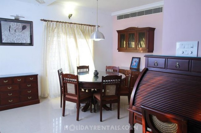 Fort Beach Serviced Apartment, Kochi