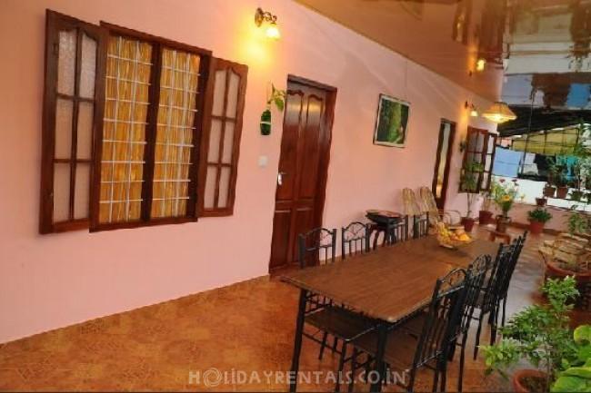 Silverweed Homestay, Kochi