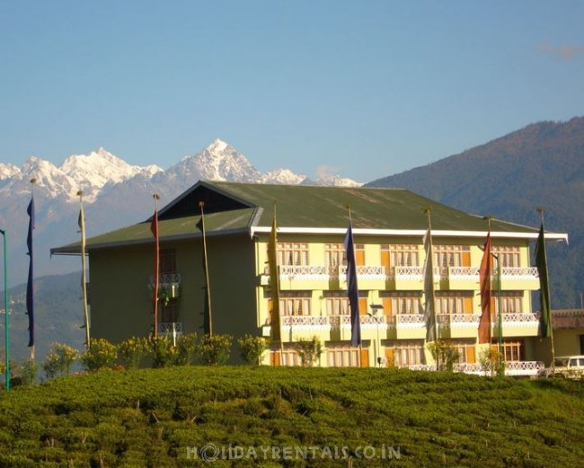 Cherry Resort, South Sikkim