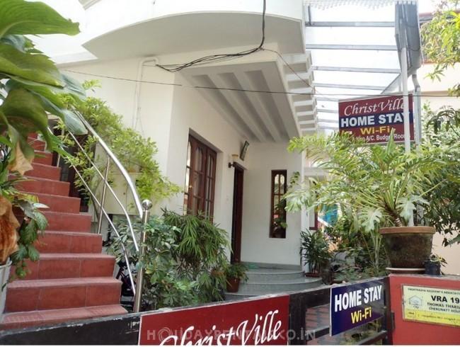Christ Ville Homestay, Kochi