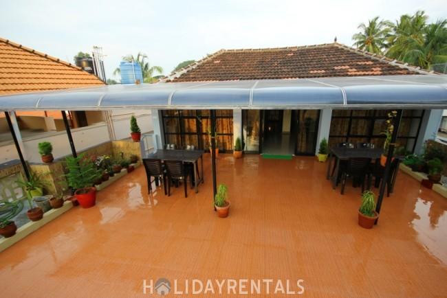 Sea View Service Apartment, Kochi