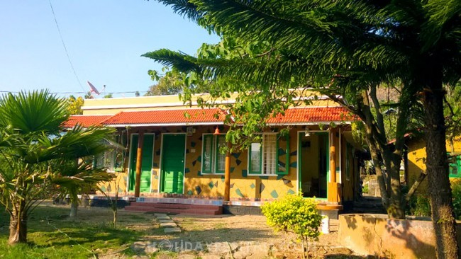 Farmhouse stay, Munnar