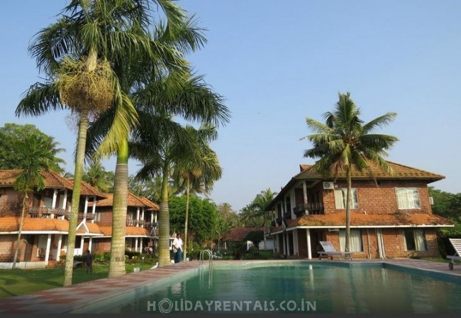 Goldfield Lake Resort, Kottayam