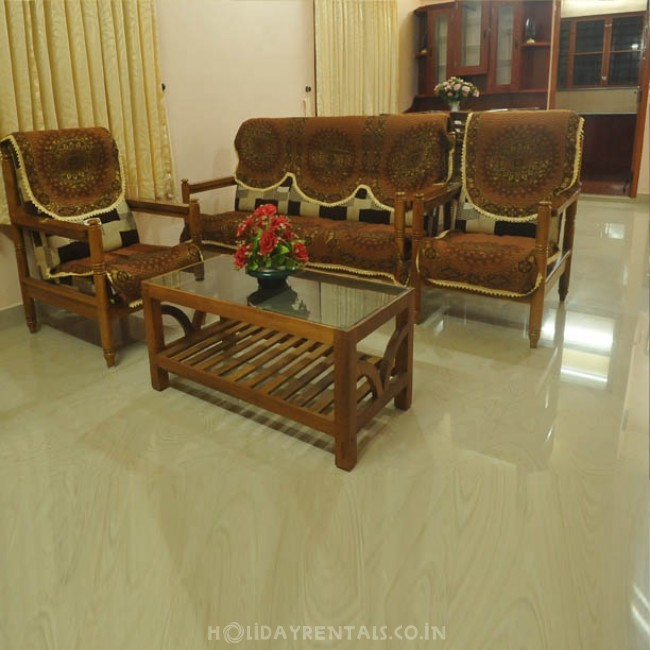 Choottuvelil Homestay, Kottayam