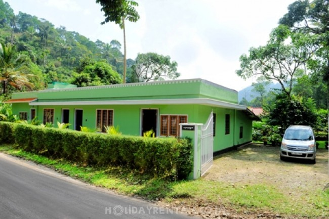 Puthussery Homestay, Munnar