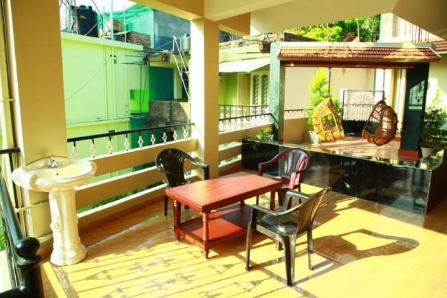 Jungle Palace Homestay, Thekkady