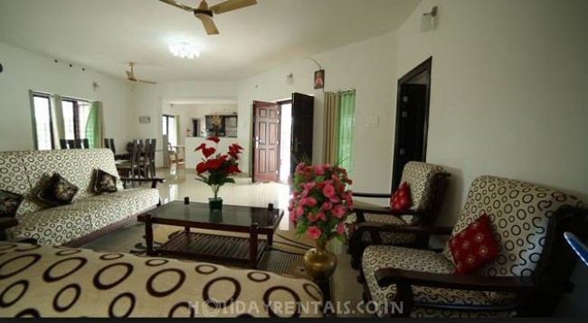 Bougainvillea Homestay, Vagamon