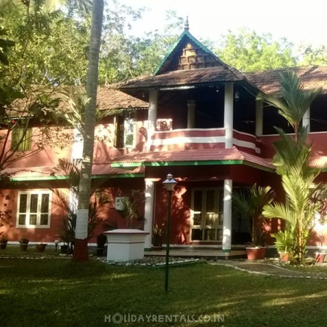 River County Resort, Trivandrum