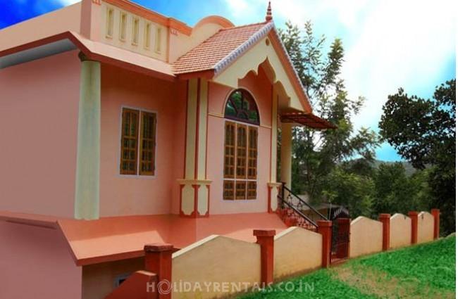 Aranya Homestay, Thekkady
