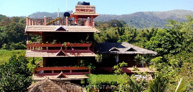 Meadow View Inn Homestay, Thekkady