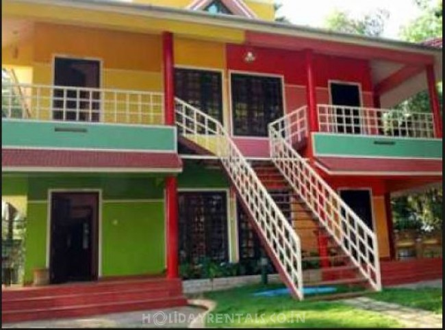 Rainbow Cottage, Kumily