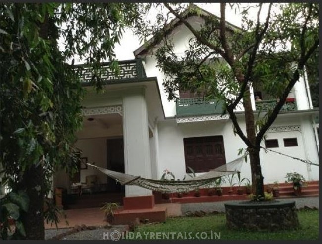 Spice plantation Holiday home near Meenachil river, Vagamon
