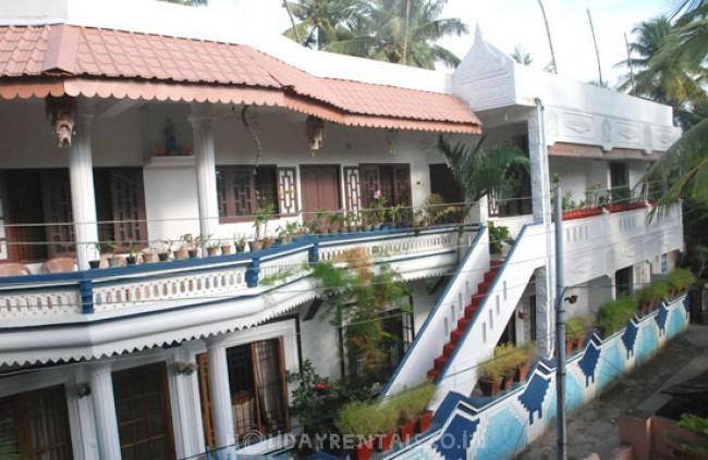 Holiday Home Near Santa Cruz Basilica, Kochi