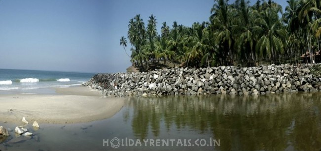 Maadathil Cottages, Varkala