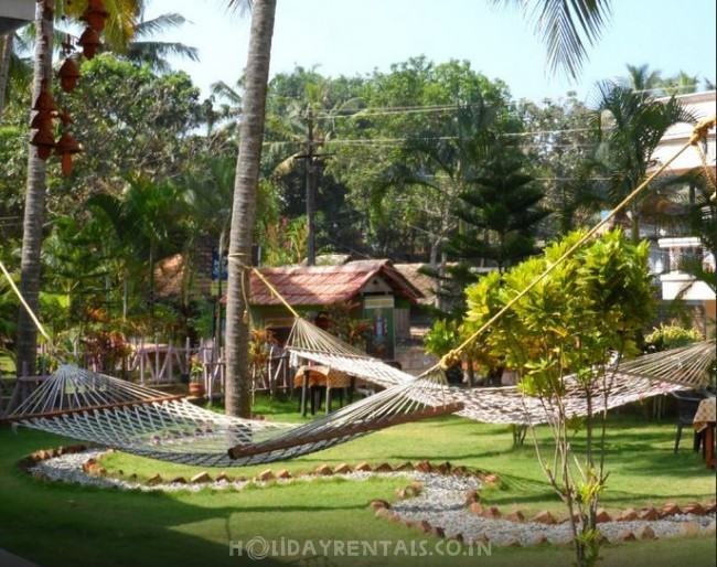 Divine Bliss Beach Resort, Varkala