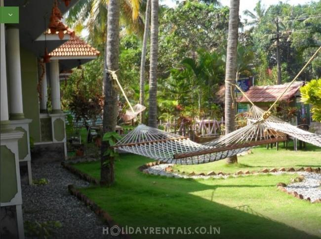 Divine Bliss Beach Resort, Varkala