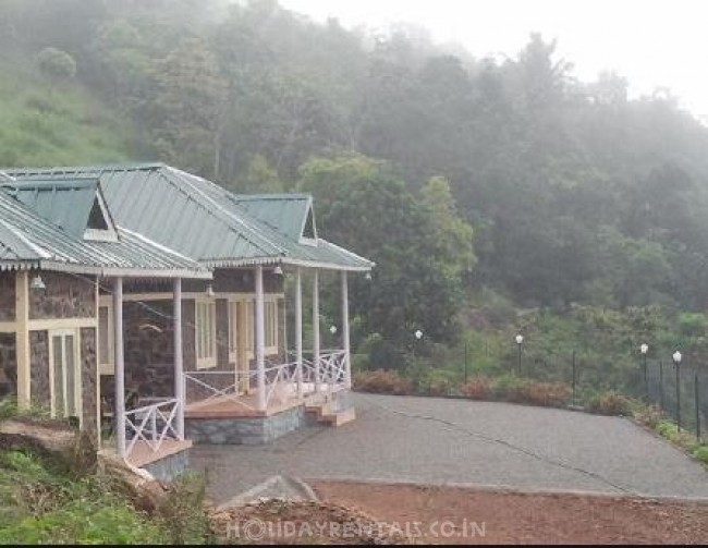 Cottages & Villa Pasupara, Vagamon