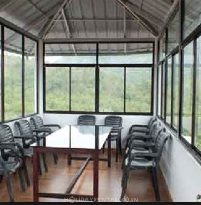 Wood Villa, Vagamon